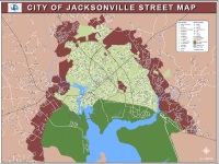 Maps For Download Jacksonville Nc Official Website