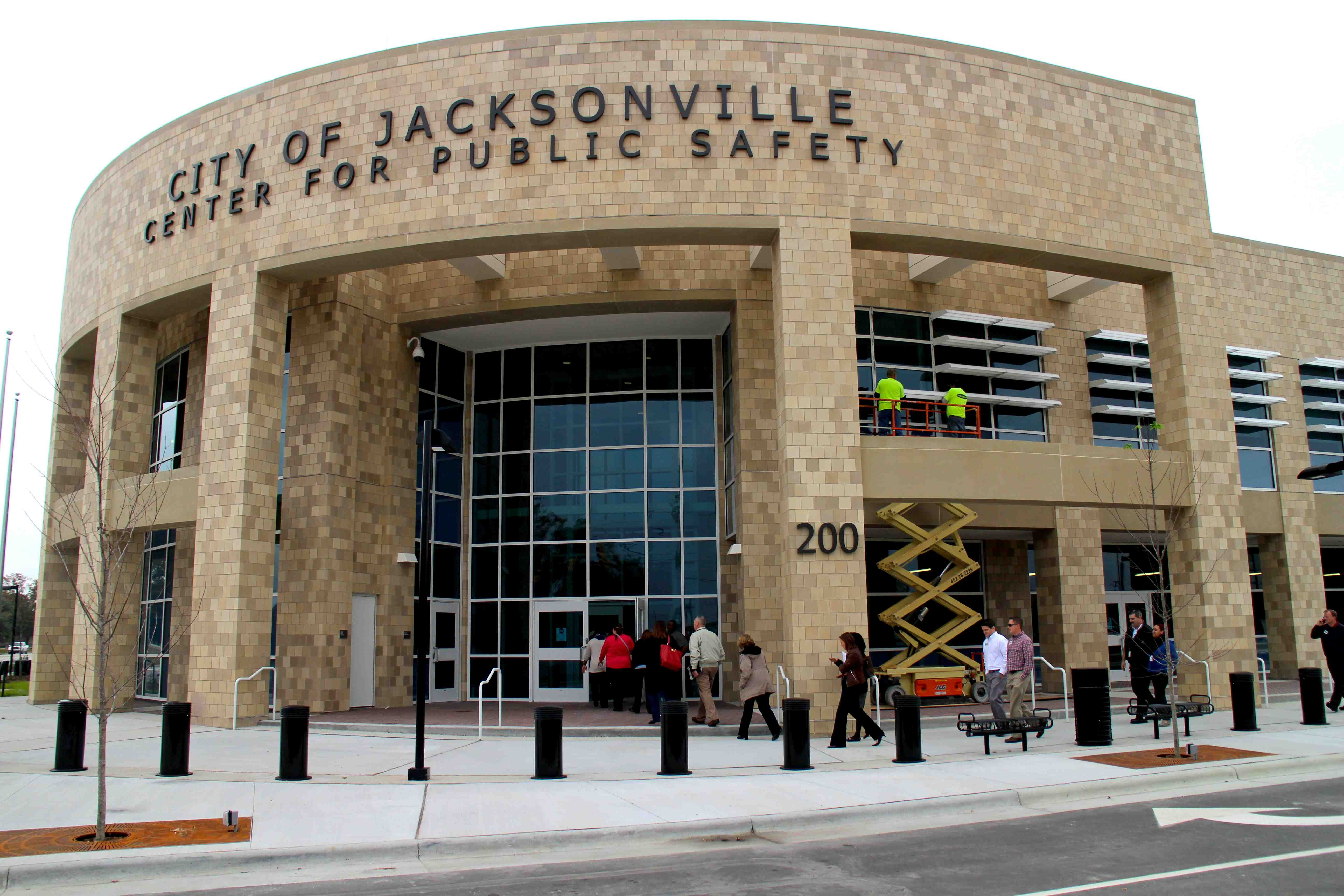 City of Jacksonville - Center for Public Safety