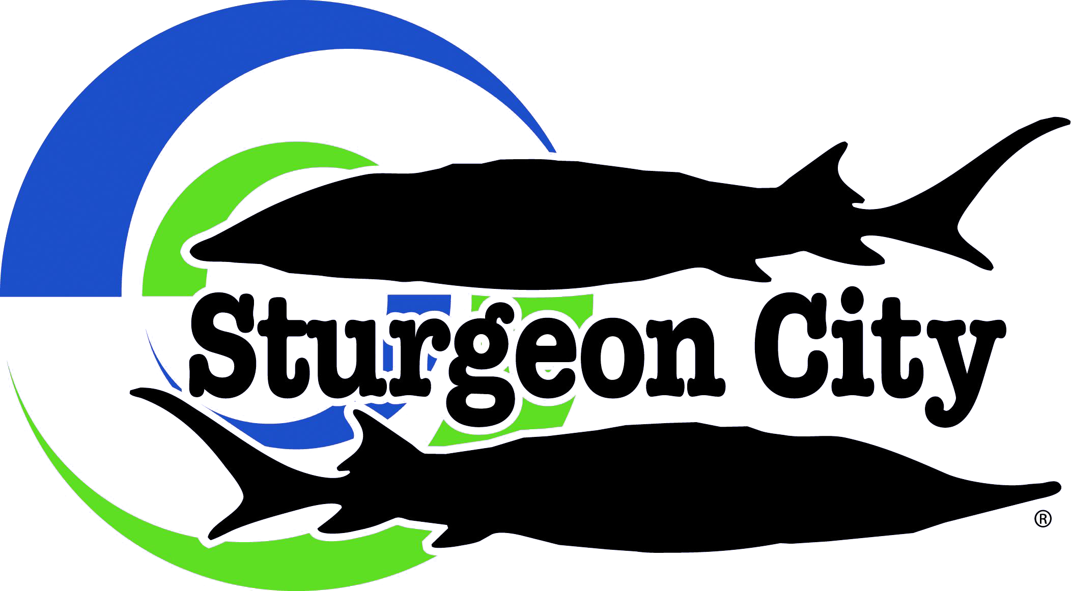 Sturgeon City Main Logo