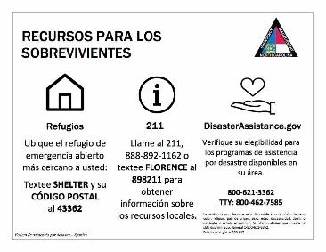 Updated_Disaster Assistance Flyer_Spanish_NC-spa
