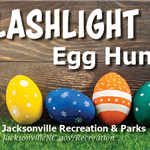 Flashlight Egg Hunt