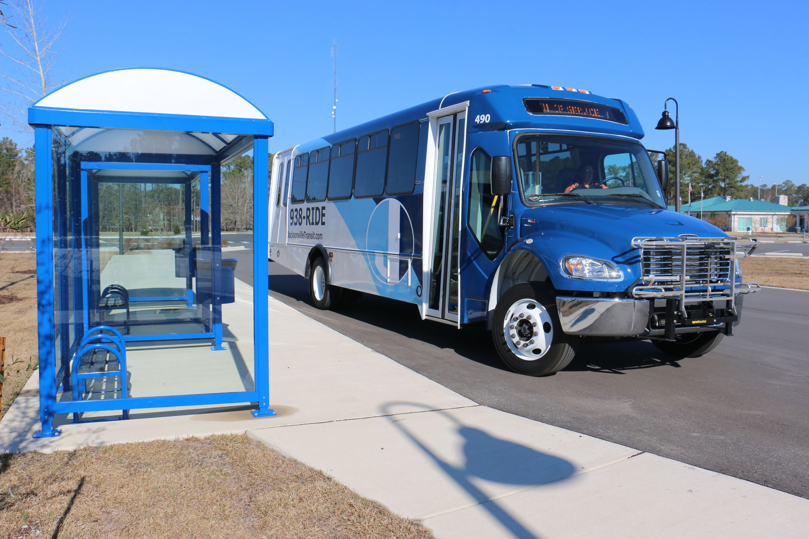 New Transit Bus