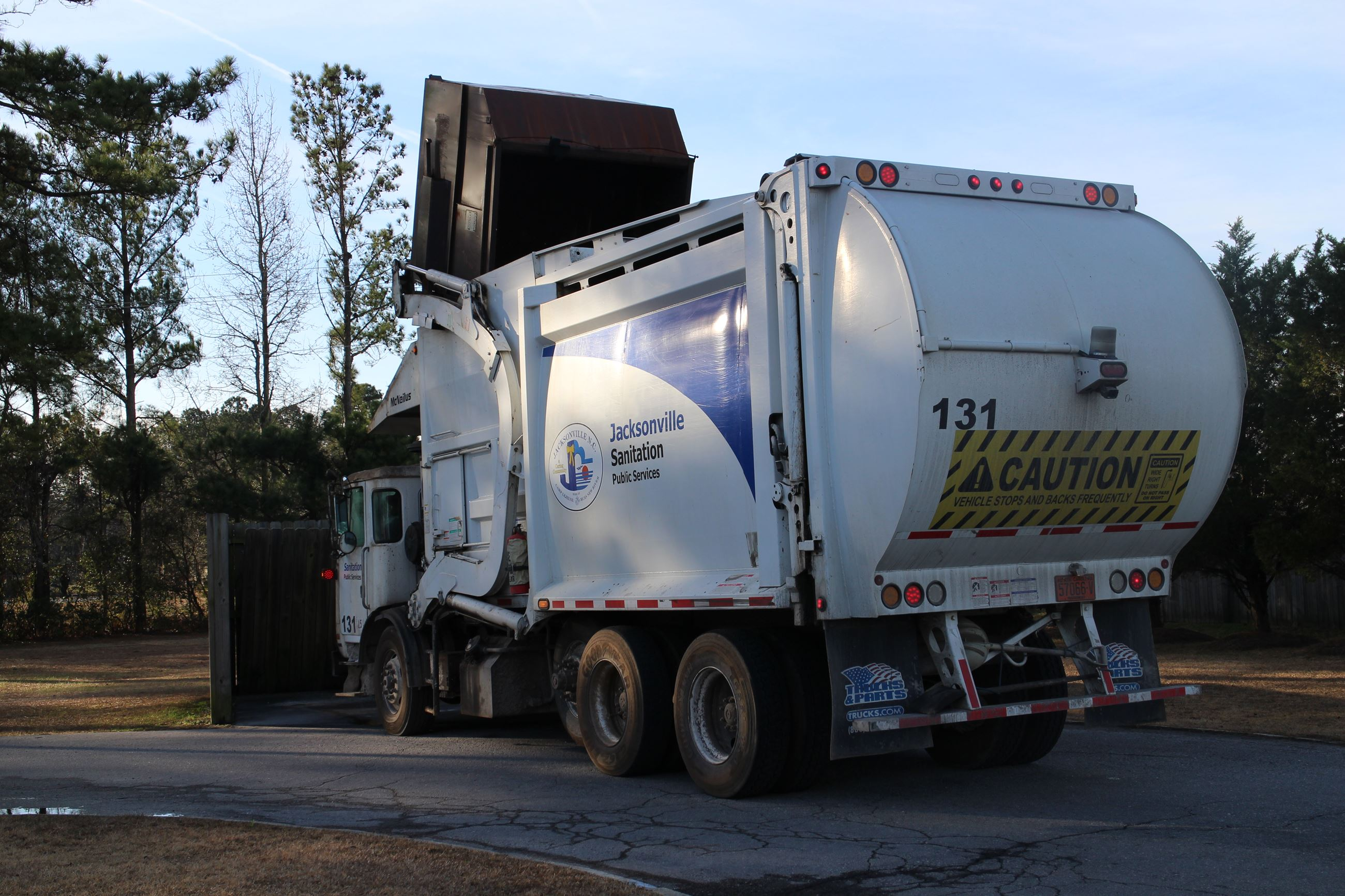 Commercial Sanitation Service, City of Jacksonville