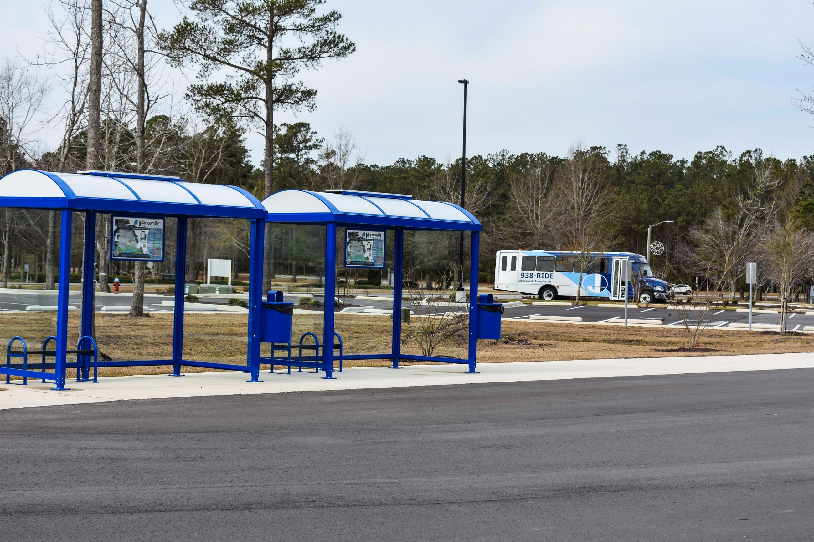 Park and Ride, Jacksonville Commons