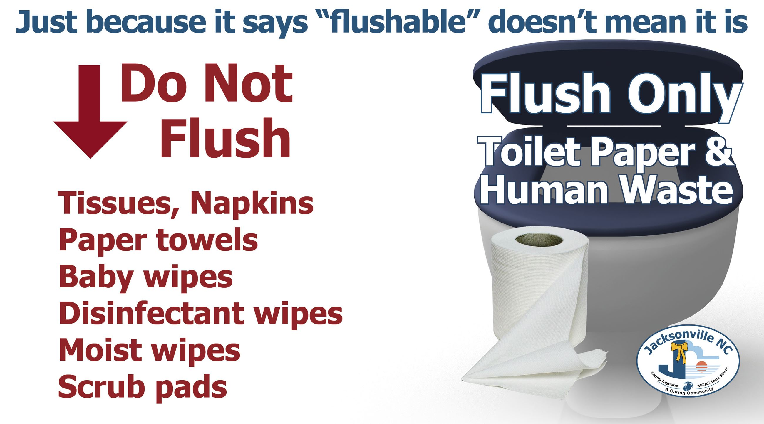 What Not to Flush