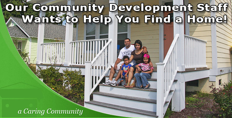 Get more info about Community Development