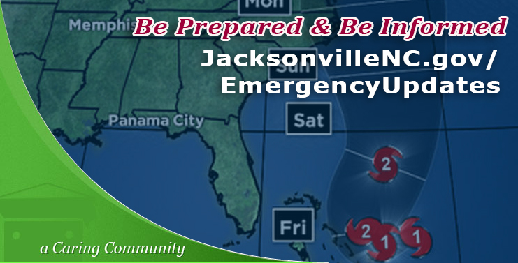 Jacksonville Connect and Emergency Resources