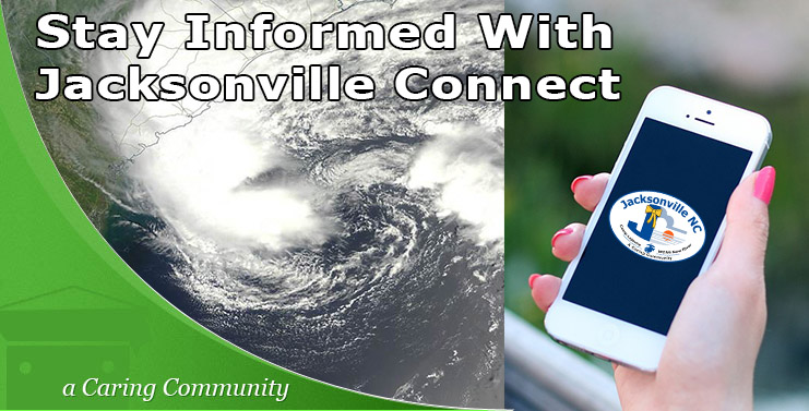 Stay informed with Jacksonville Connect