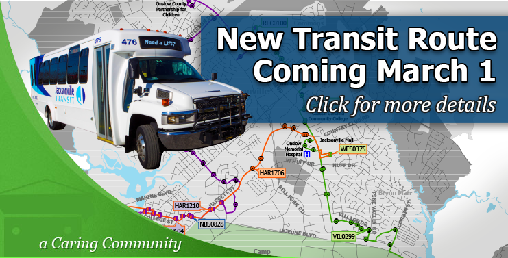 City Transit Adding Orange Route in March