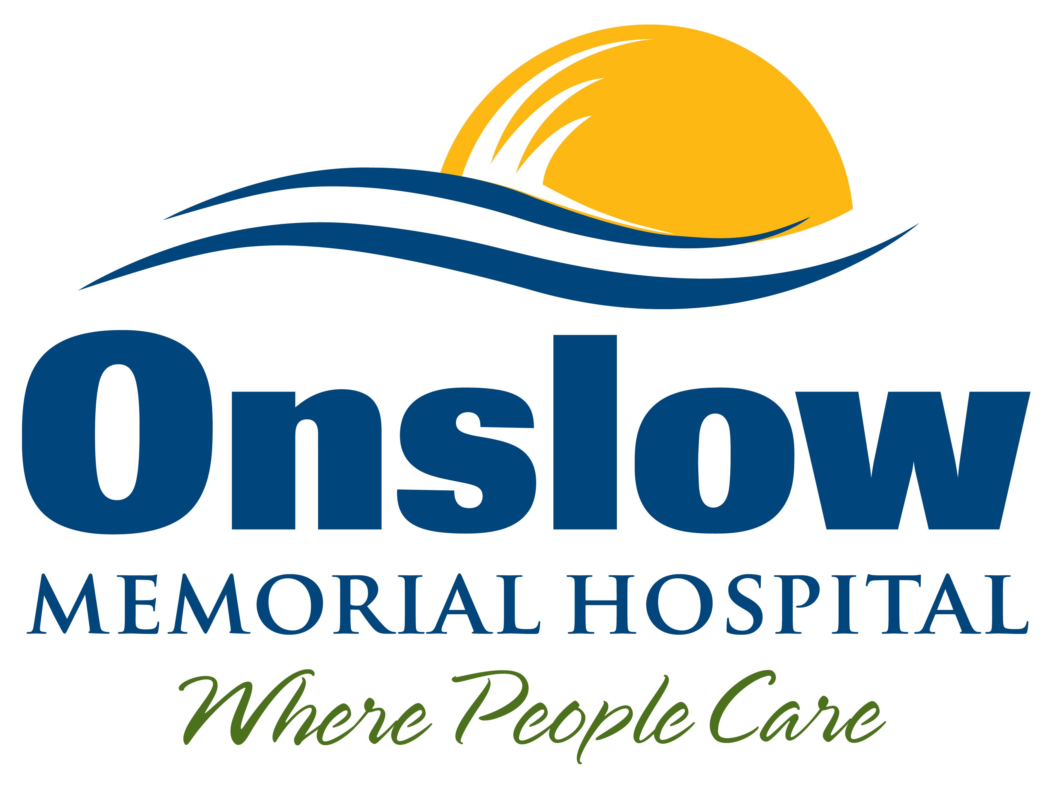 Onslow Memorial Hospital logo