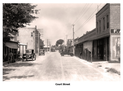 Court Street, date unknown