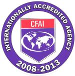 Fire International Accredited logo
