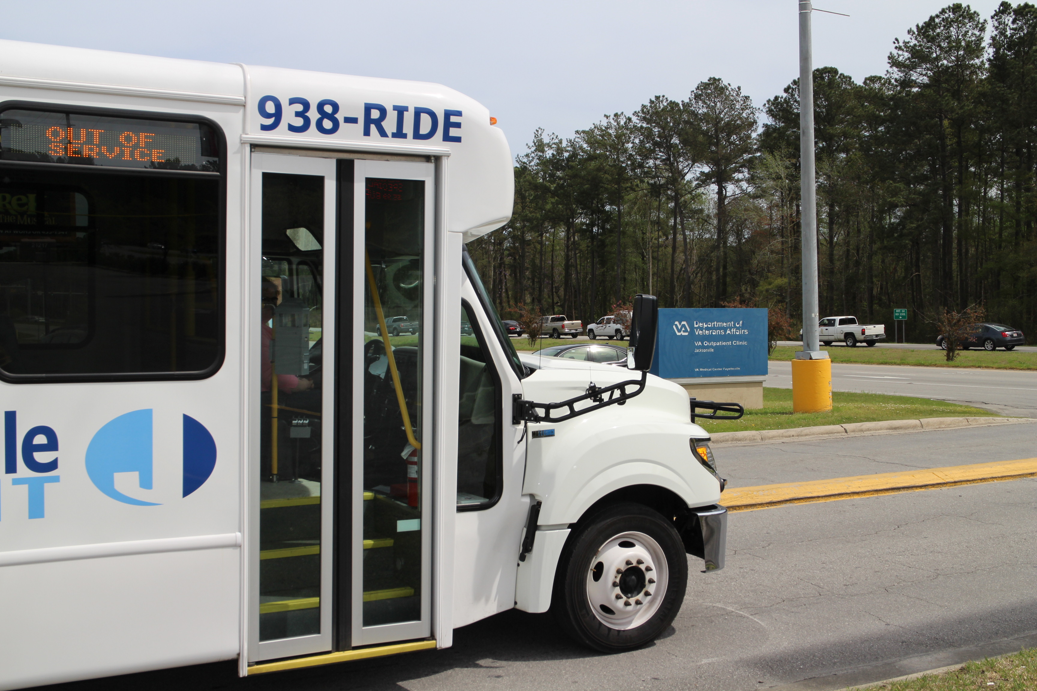 Jacksonville Transit Bus