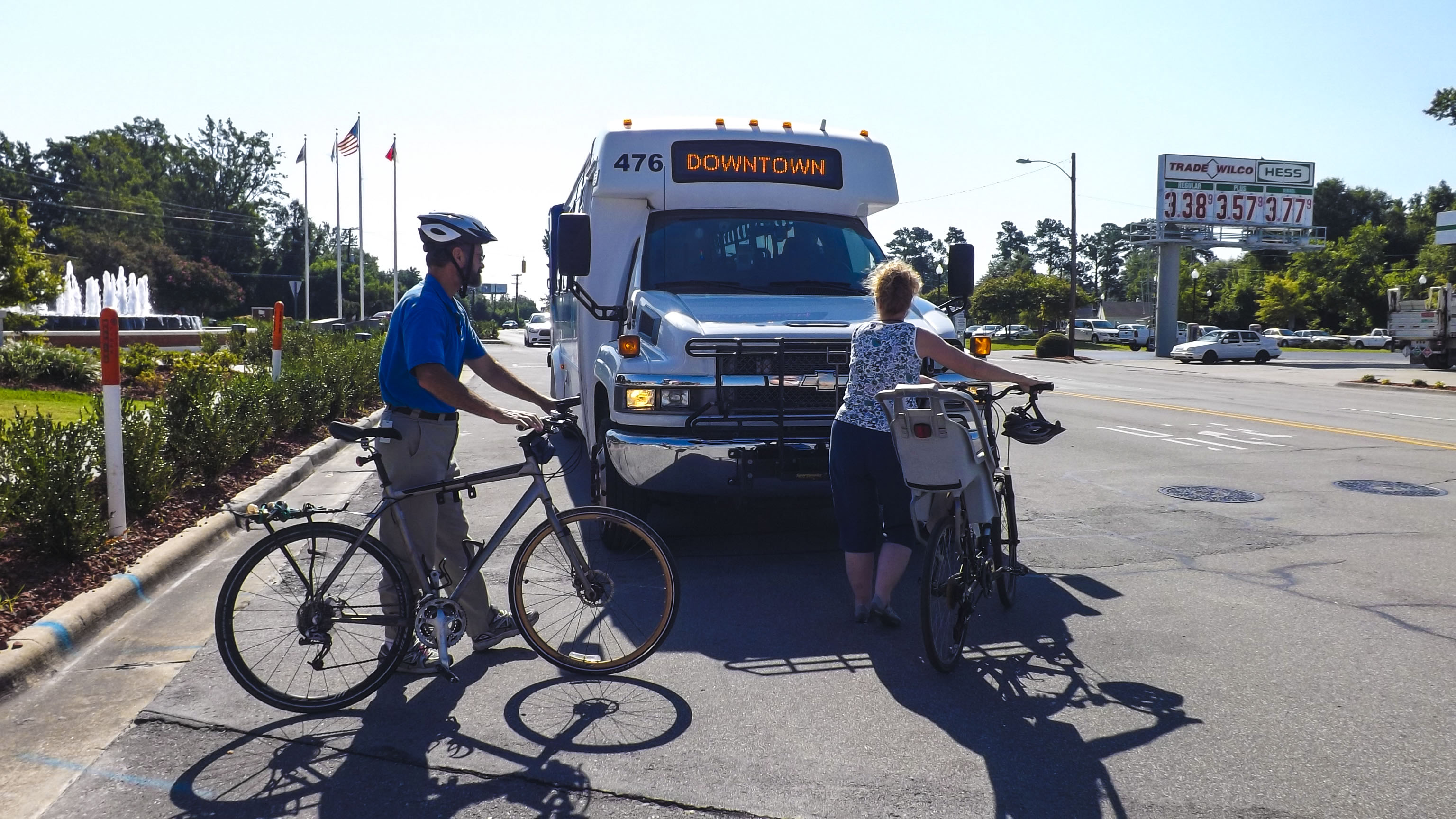 Bike to Jacksonville Transit
