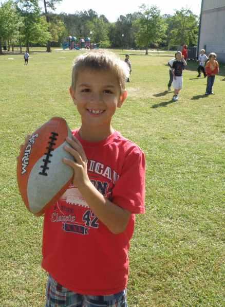 Summer Camp, Football