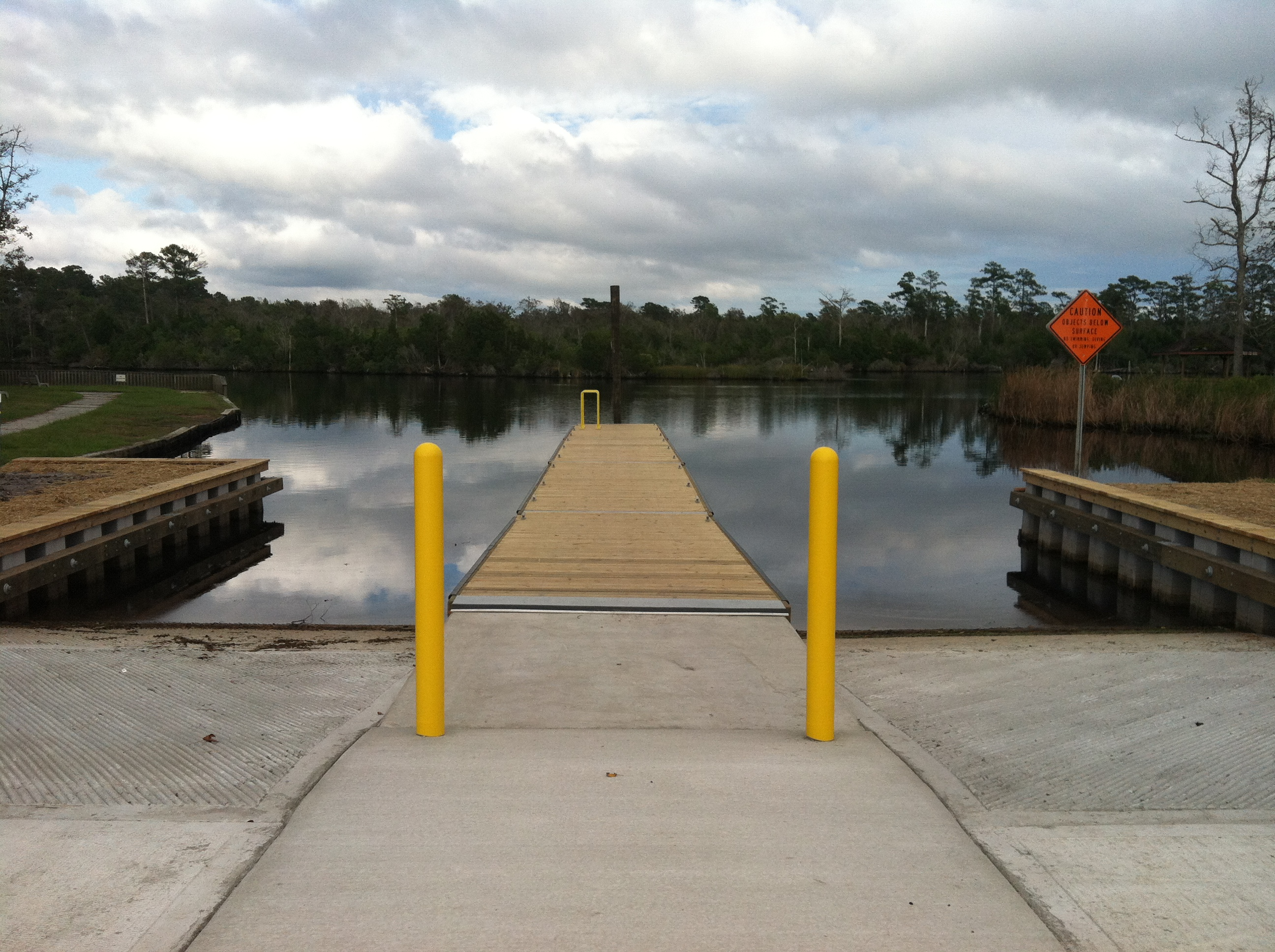 Northeast Creek Park Boat Launch