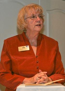 Sandy Wyrick, City Appointee