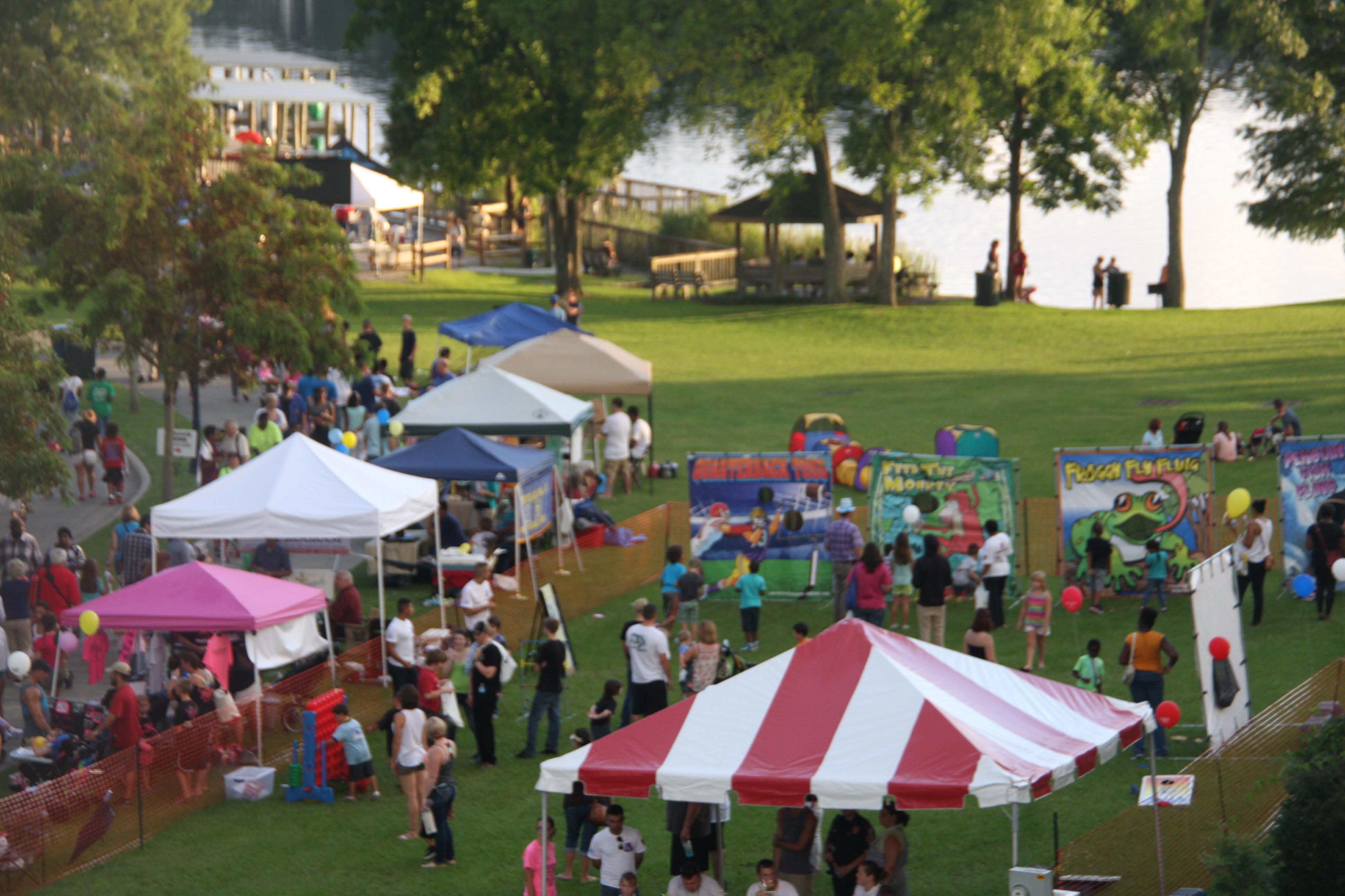 Riverwalk Park Festival