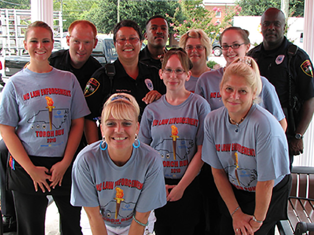 JPD -Special Olympics NC Fundraising Events