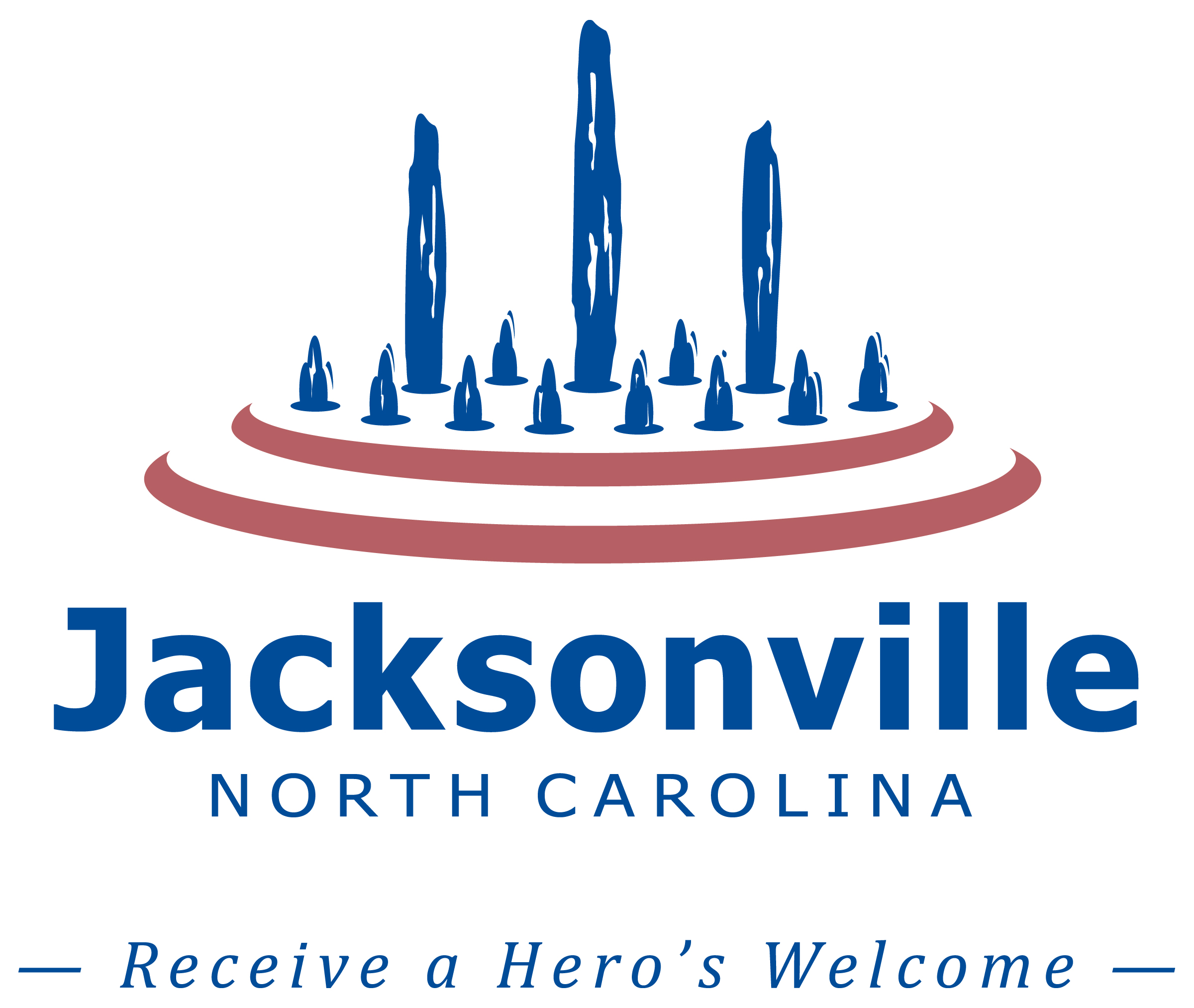 Jacksonville NC Receive a Hero's Welcome