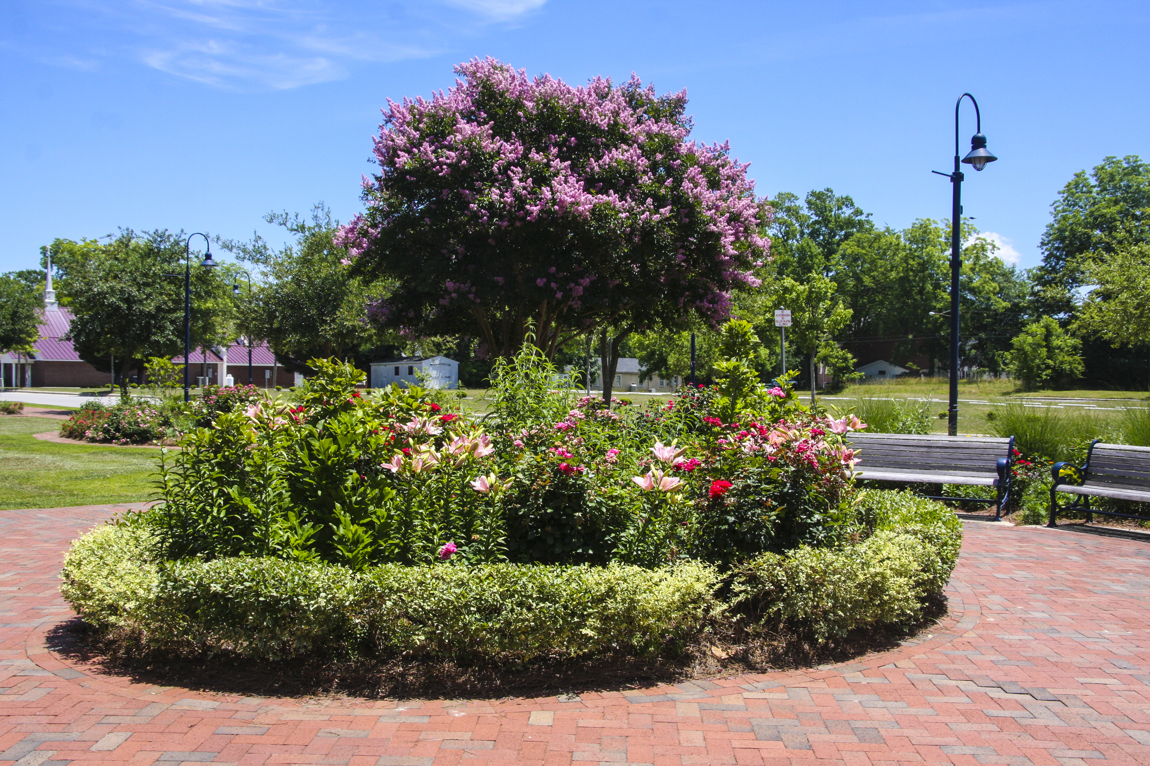 Riverwalk Crossing Park, downtown Jackosnville